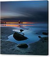 La Jolla Sunset 7 Canvas Print
