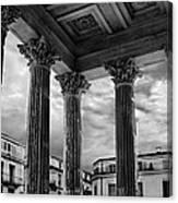La Maison Caree.nimes.france Canvas Print