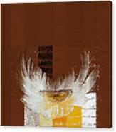 La Marguerite - 049143067 Canvas Print