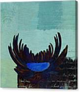 La Marguerite - 140182085-c2bt1a Canvas Print