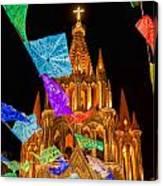 La Parroquia Celebration Canvas Print