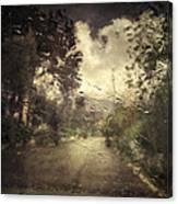 La Pluie 4.45 Canvas Print