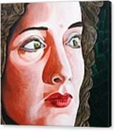 La Princessa Judea Canvas Print