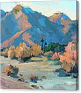 La Quinta Cove - Highway 52 Canvas Print