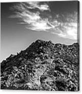 La Quinta Early Morning Canvas Print