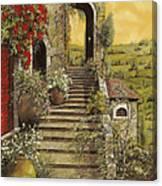 La Scala Grande Canvas Print