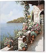 La Terrazza Canvas Print