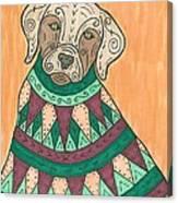 Lab Coat Canvas Print