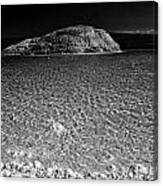Lac Assal In Djibouti Canvas Print