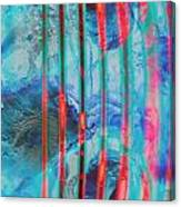 Lacerations Have Wounded  Canvas Print