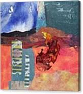 Ladder To The Underworld Canvas Print