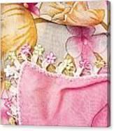 Ladies' Scarf Canvas Print