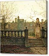Lady Bountiful Canvas Print