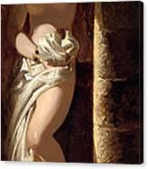 Lady Godiva  Canvas Print