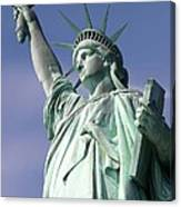 Lady Liberty 01 Canvas Print