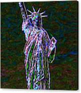 Lady Liberty 20130115 Canvas Print