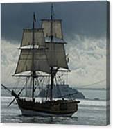 Lady Washington Canvas Print