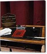 Lady Windermere's Fan Rehearsal No 4 Canvas Print