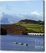 Ladybower Reservoir Canvas Print