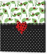 Ladybug Special Canvas Print