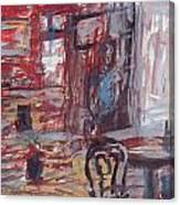 Laffite's Blacksmith Shop  Canvas Print