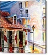 Lafitte's Guest House On Bourbon Canvas Print