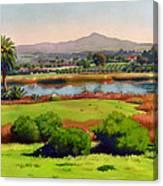 Lago Lindo Rancho Santa Fe Canvas Print