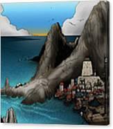 Lagott Island Canvas Print