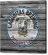 Lagunitas Brewing Canvas Print