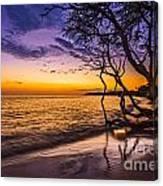 Lahaina Twilight Canvas Print