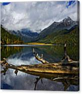 Lake 12 Canvas Print