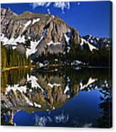 Lake 13 Canvas Print