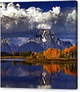 Lake 14 Canvas Print