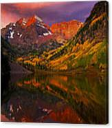 Lake 4 Canvas Print
