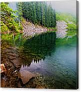 Lake 8 Canvas Print