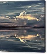 Lake Abert 12 Canvas Print