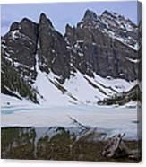 Lake Agnes #2 Canvas Print