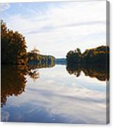 Lake Carnegie Princeton Canvas Print