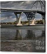 Lake Champlain Bridge Canvas Print