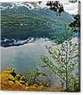 Lake Crescent - Washington - 02 Canvas Print