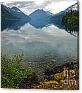 Lake Crescent - Washington - 04 Canvas Print