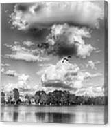 Lake De Soto Canvas Print