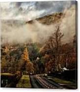 Lake District Rainbow Canvas Print