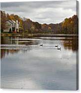 Lake Elkhorn Canvas Print