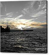 Lake Erie Lights Canvas Print
