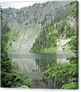 Lake Eunice Canvas Print