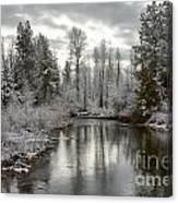 Lake Fork Canvas Print