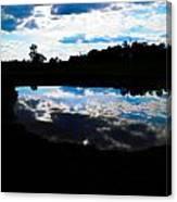 Lake Goad Canvas Print
