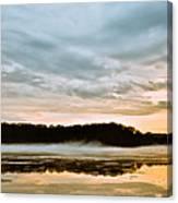 Lake Hamilton Canvas Print