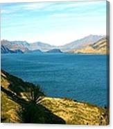 Lake Hawea Canvas Print